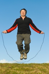Jumping Rope exercise - www.konkura.com
